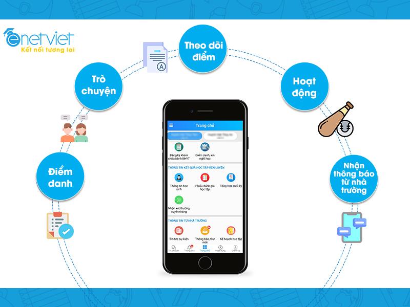 """Sổ liên lạc điện tử cho trường tiểu học: Cần đảm bảo """"lợi"""" và """"tiện"""""""
