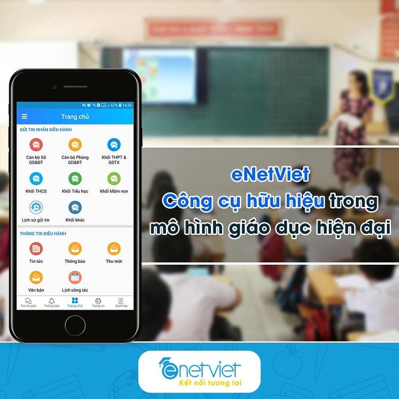 Xu hướng sử dụng phần mềm kết nối giáo dục trong các nhà trường